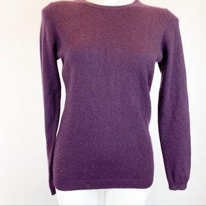 Charter Club cashmere luxury crew sweater
